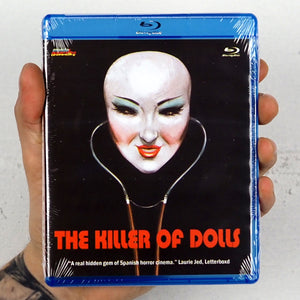 The Killer Of Dolls [Mondo Macabro]
