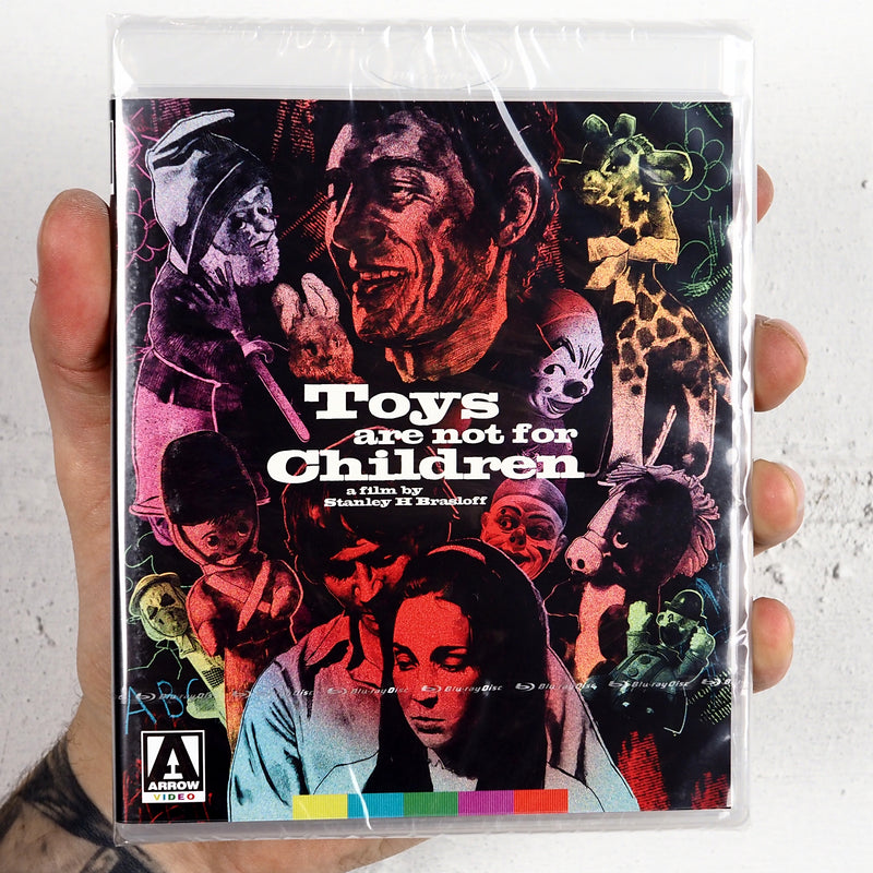 Toys Are Not For Children [Arrow Video]