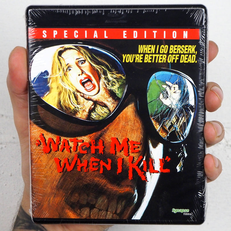 Watch Me When I Kill [Synapse Films]
