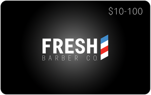 Gift Card - Fresh Barber Co.