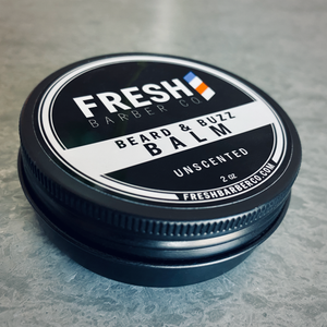 NEW Beard & Buzz Balm - Fresh Barber Co.