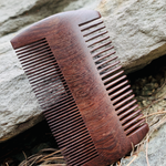 Sandalwood Beard Comb - Fresh Barber Co.