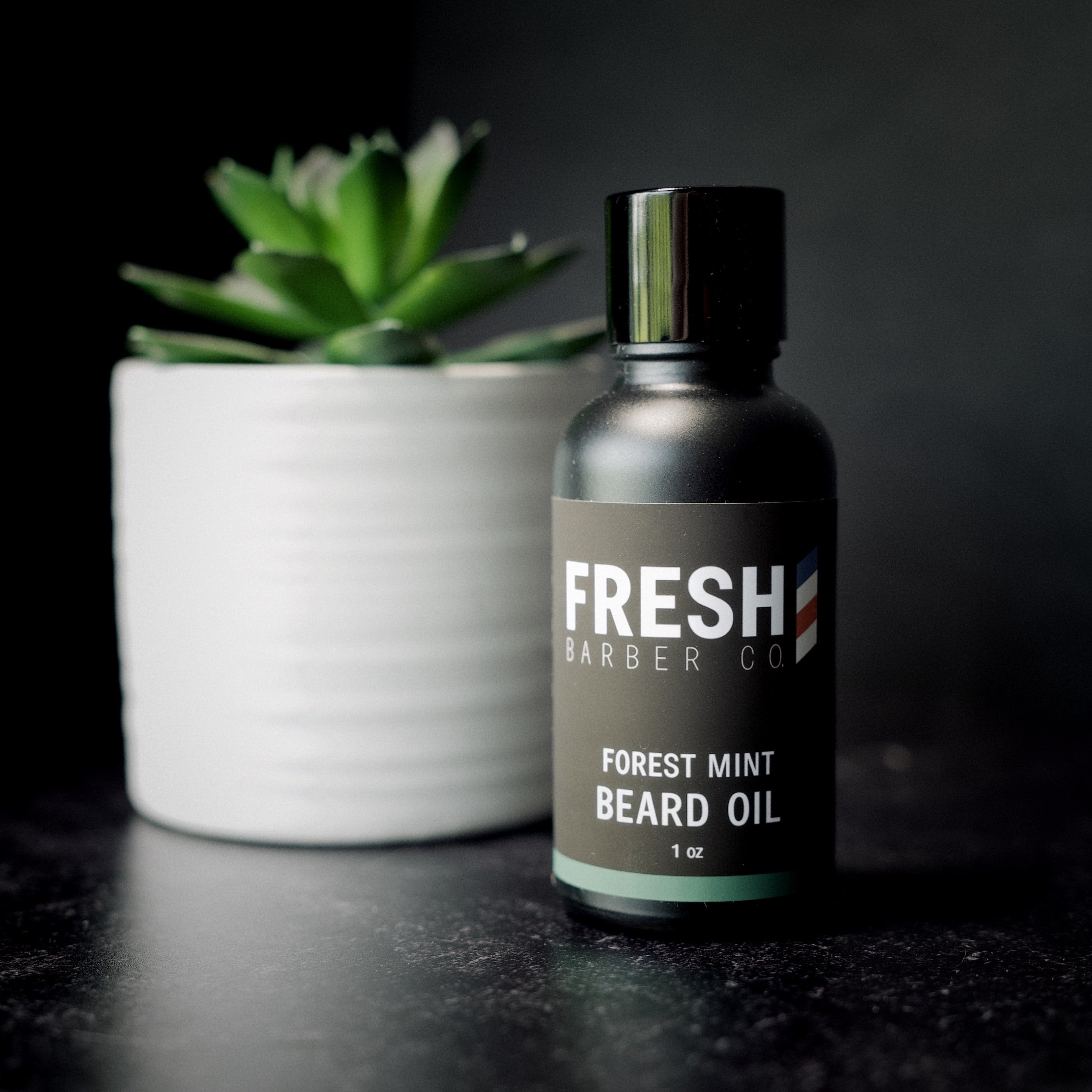 Beard Oil - Fresh Barber Co.