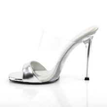 Load image into Gallery viewer, GALA-02L Elegant 4.5 Inch High Heels Silver Sexy Shoes