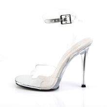 Load image into Gallery viewer, GALA-06 Elegant 4.5 Inch High Heels Clear Posing Comp Heels