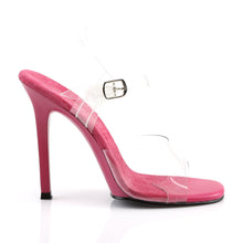 Load image into Gallery viewer, GALA-08 Elegant 4.5 Inch High Heels Clear Raspberry Sexy Shoes