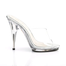 Load image into Gallery viewer, POISE-501 Elegant 5 Inch High Heels Clear Sexy Shoes