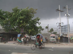 Tropical Storms: Bangladesh's Cyclone Aila