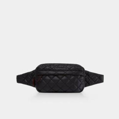 MZ Wallace - Metro Belt Bag (Quilted Black)