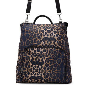 CoLab - Convertible Backpack/Messenger (Leopard)