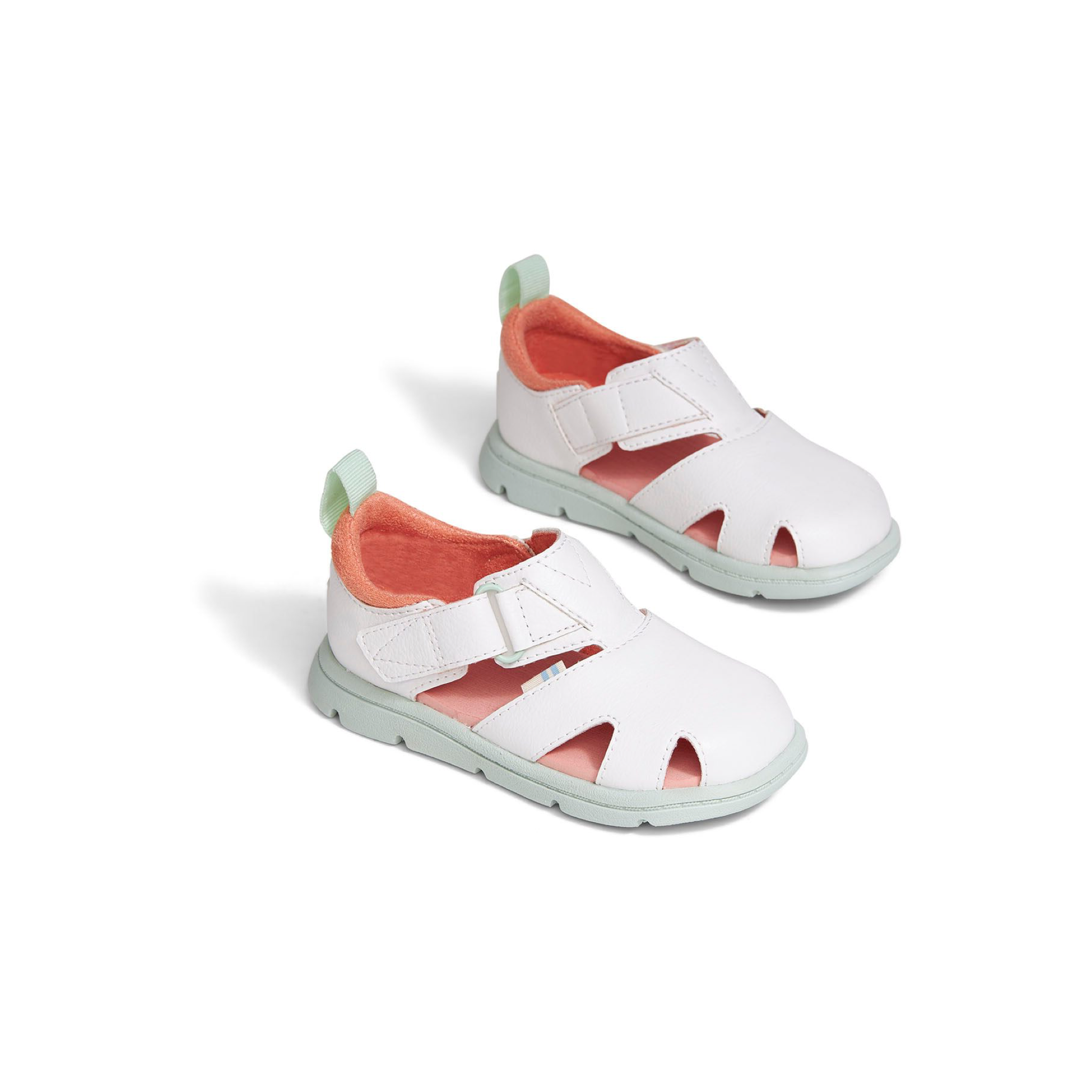 Tiny Toms - Caity (White)