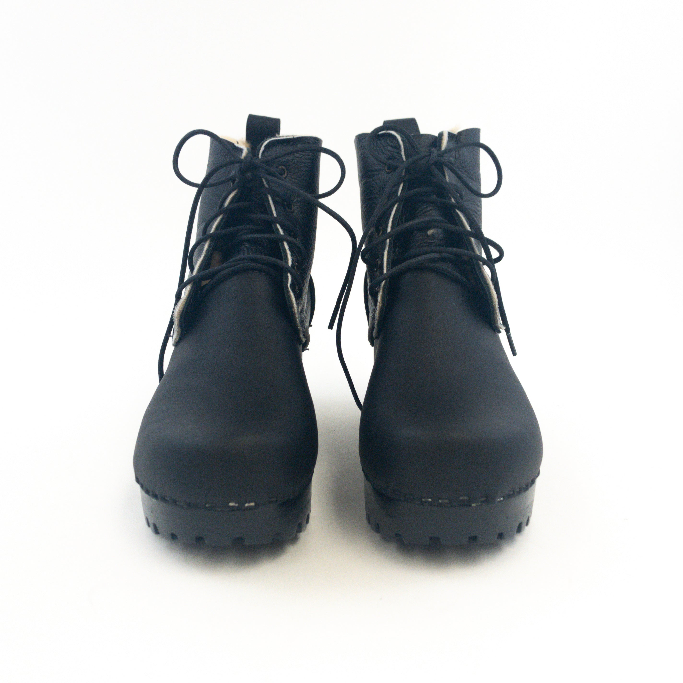 No.6 - Lander Lace-Up Boot