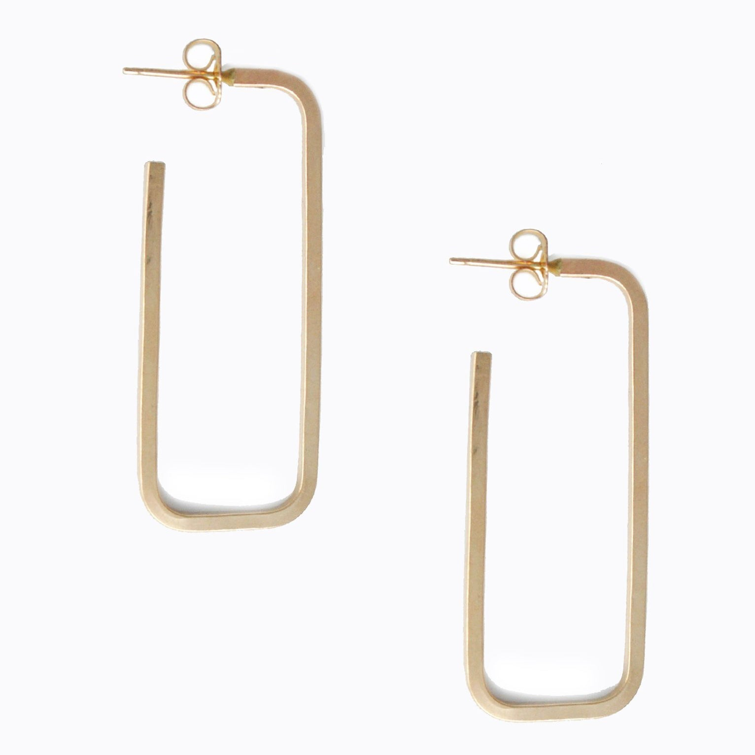 ABLE - Bali Hoops (Gold)