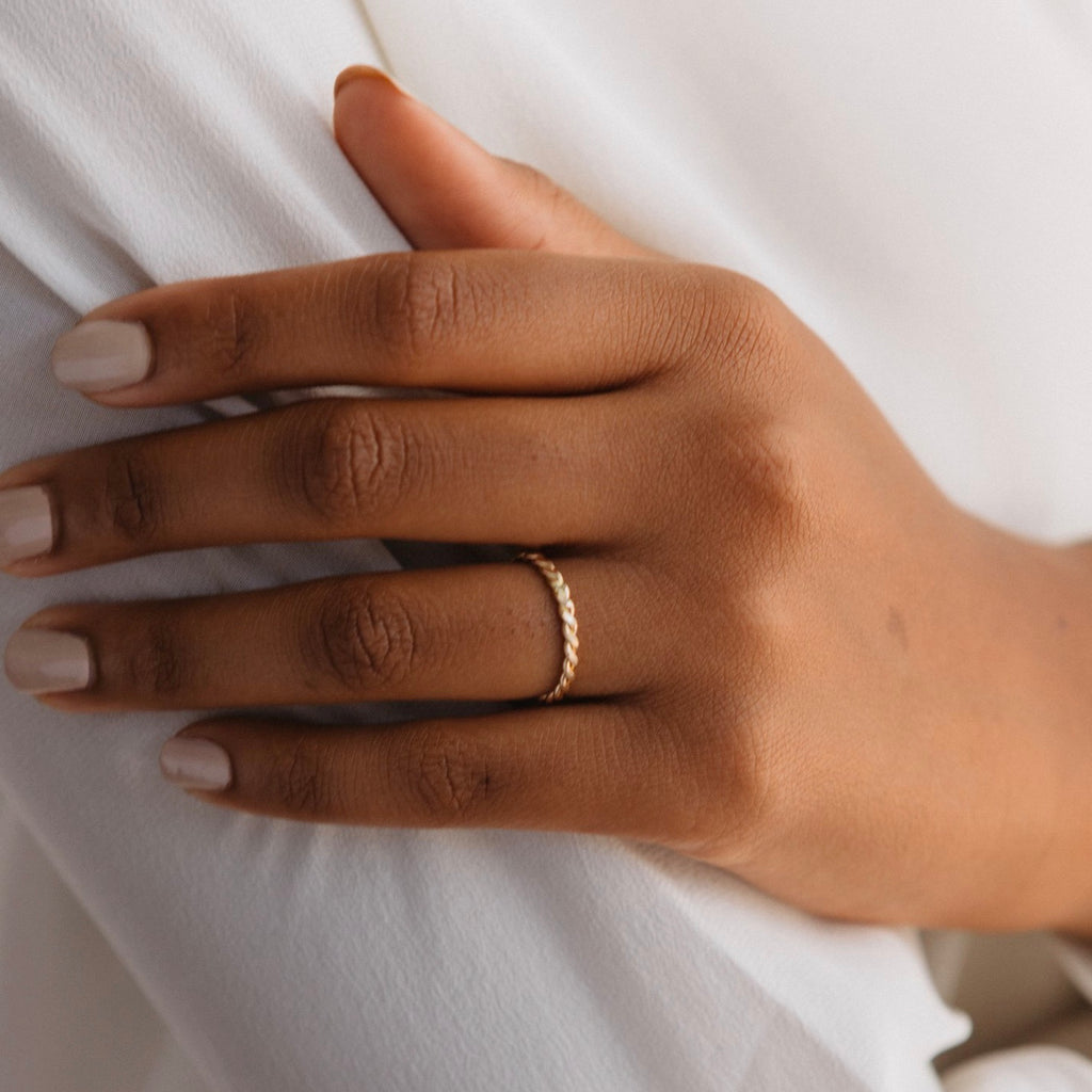 ABLE - Ivy Ring (Gold)