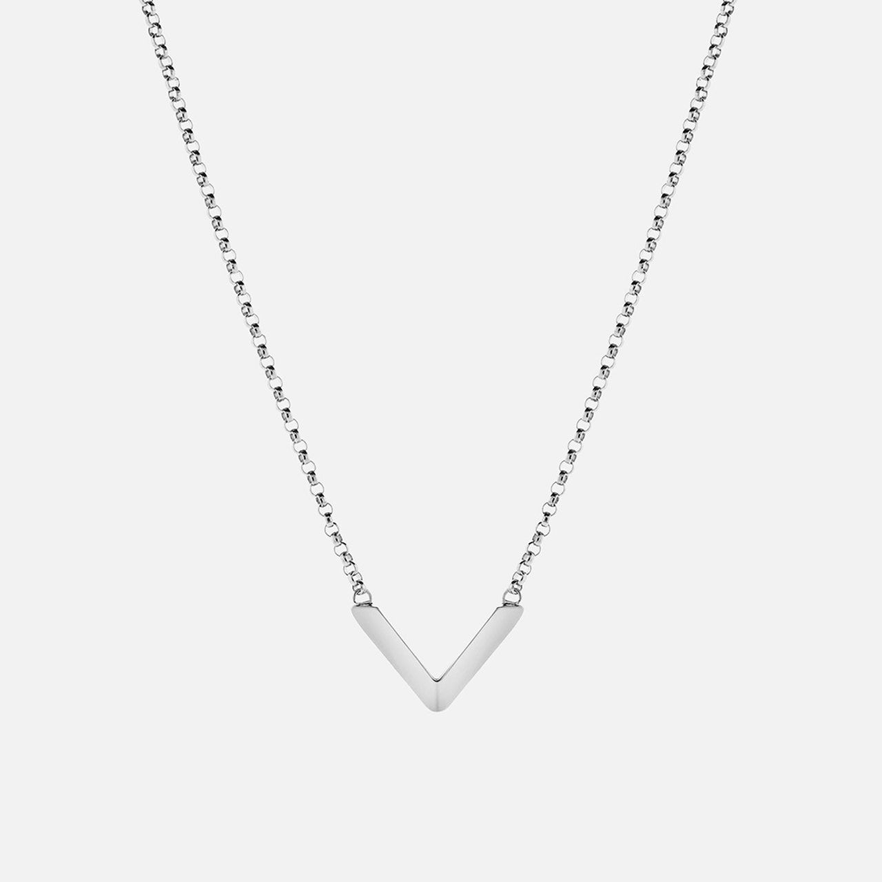 Miansai - Angular Necklace (Sterling Silver)