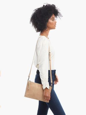 Able - Martha Crossbody (Fog)