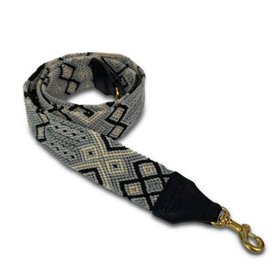 Kempton & Co. - Friendship Strap (Grey/Black)