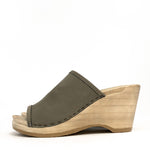 No. 6 - Daria Clog on Wedge