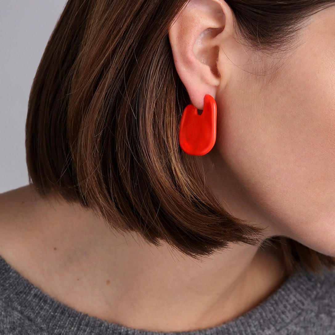 Jenny Bird - Margo Earrings (Poppy)