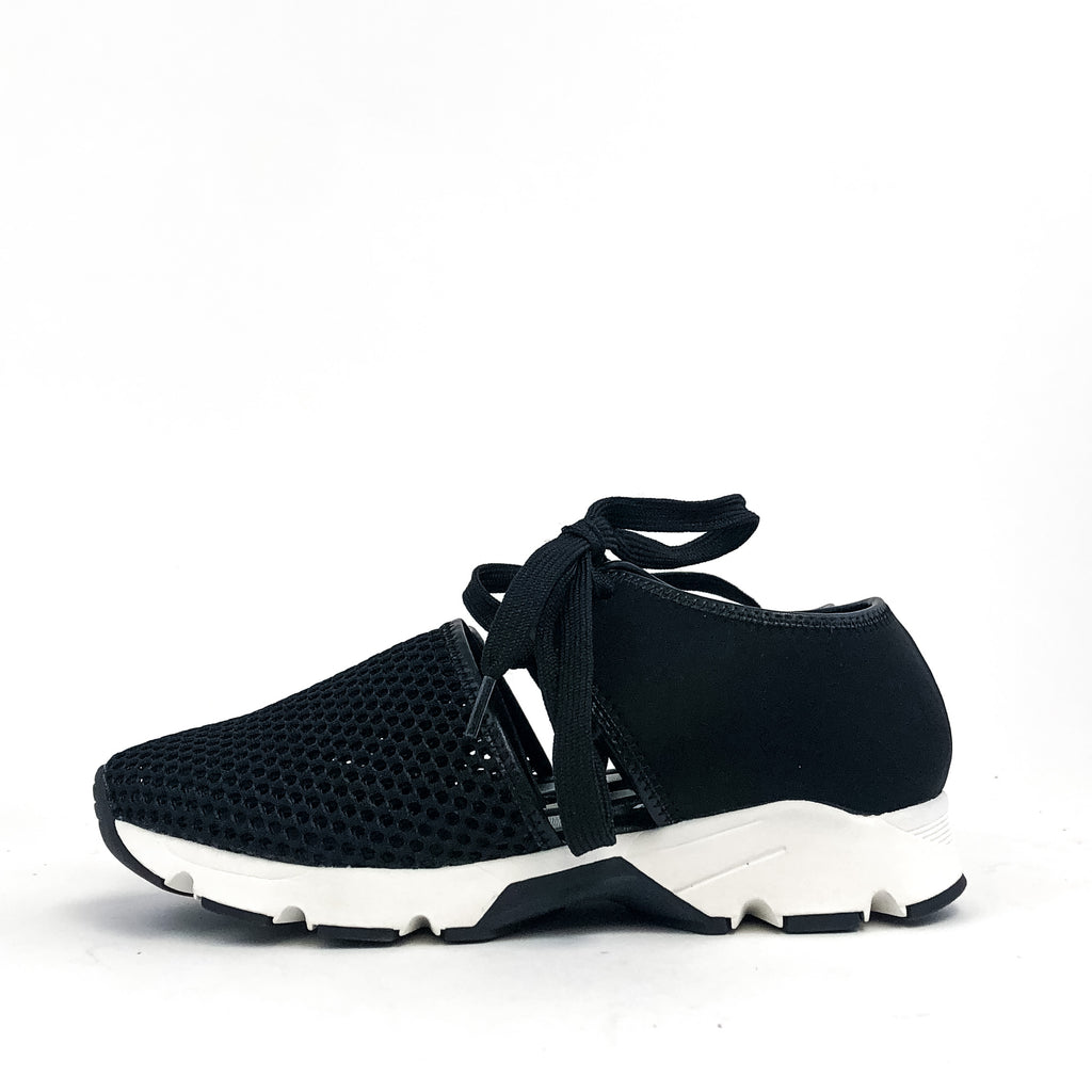 All Black - Amazing Mesh Sneaker