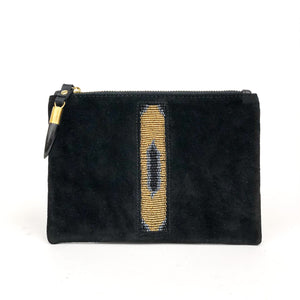 Kempton & Co. - Kibera Beaded Small Pouch