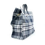 Clare. V. - Simple Plaid Tote