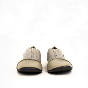 U-Dot - Center Zip Loafer