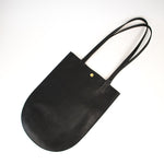 Minor History Half Moon Tote Black