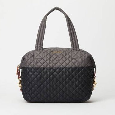 MZ Wallace - Sutton Large (Quilted Magnet/Black)