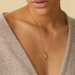 Jenny Bird -  CONSTANCE LARIAT NECKLACE (gold)