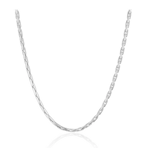 Jenny Bird - Constance Chain Necklace (silver)
