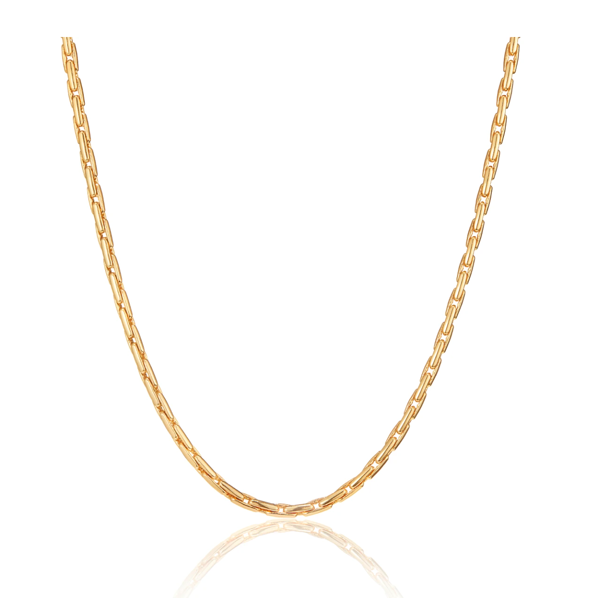Jenny Bird - Constance Chain Necklace (gold)