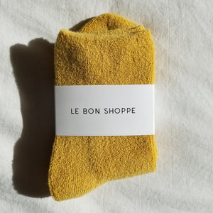 Le Bon Shoppe - Cloud socks (honey)