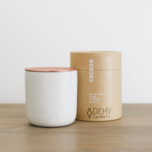 DEHV Candle Co. - Cocoon