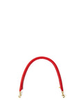 Clare V. - Tubular Shoulder Strap (Nappa-Cherry Red)