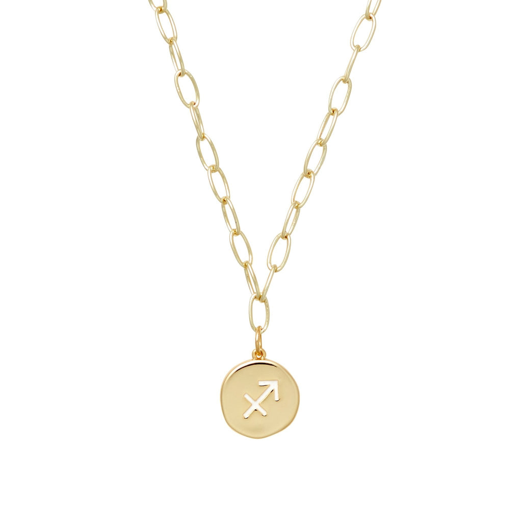 Machete - Horoscope Charm Necklace (Sagittarius)