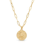 Joy Dravecky - Hunter Coin Pendant