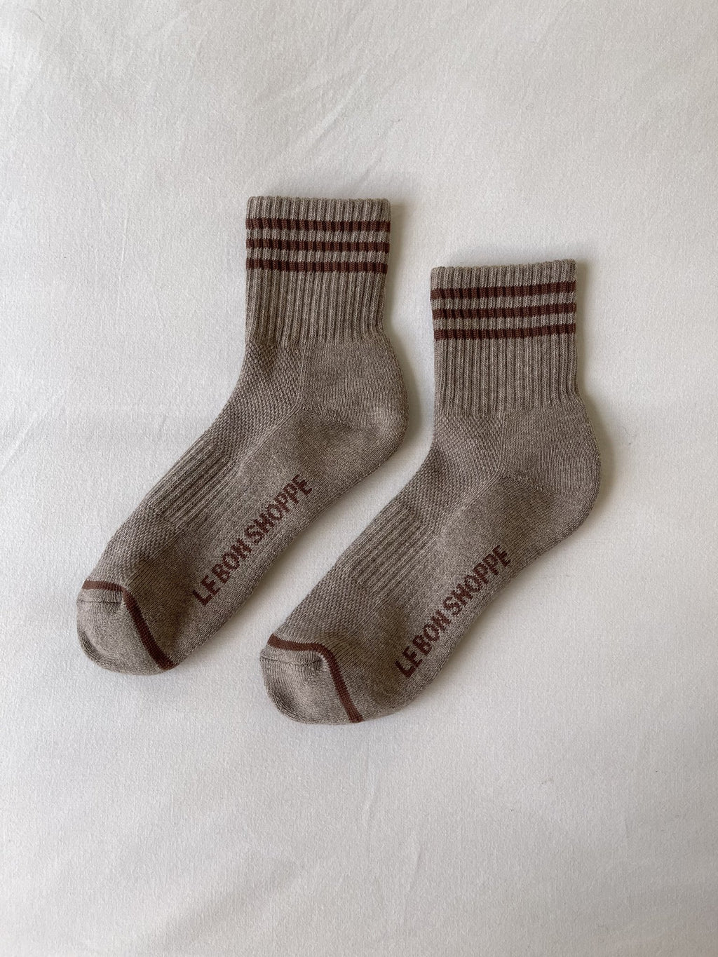 Le Bon Shoppe - Girlfriend Socks (Hazelwood)