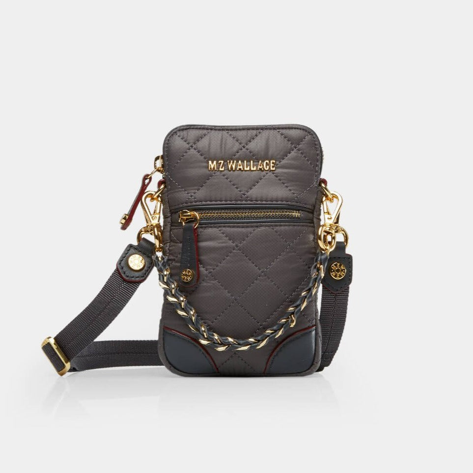 MZ Wallace - Micro Crosby Crossbody (Magnet)