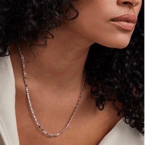 Jenny Bird - Bobbi Chain Necklace (Silver)