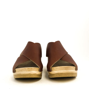 No. 6 - Frida Clog on Wedge