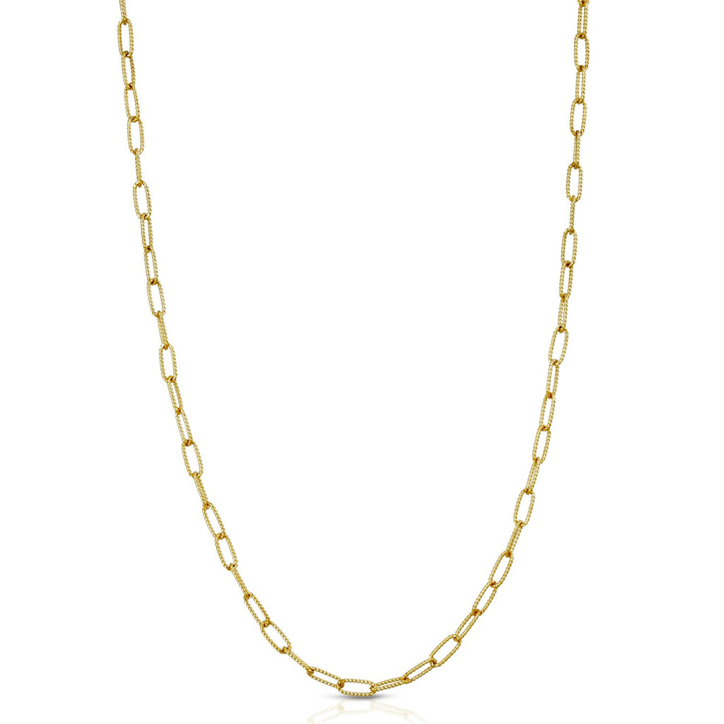 Joy Dravecky - Not Today Choker (Gold)