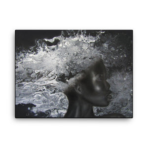 Exalted Power Canvas Print