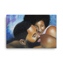 Load image into Gallery viewer, Ahava  (Canvas print)  The name Ahava means Love and is of Hebrew origin.