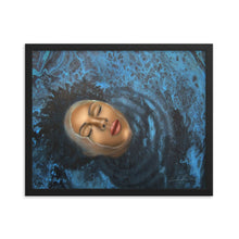 Load image into Gallery viewer, reflection Of Peace Framed Print