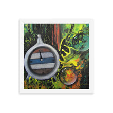 Load image into Gallery viewer, The Twelfth Hour Framed Print