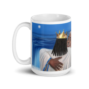 Water Of Eternal Life- Art On A Mug