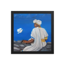 Load image into Gallery viewer, Mount Zion- Framed Painting Print