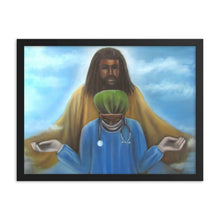 Load image into Gallery viewer, The Protector -Framed Print