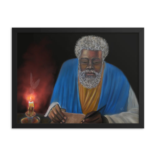 The Prophet -Framed Print